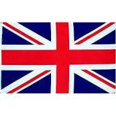 britisk flagg